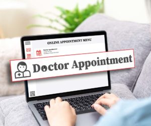 online appointment image