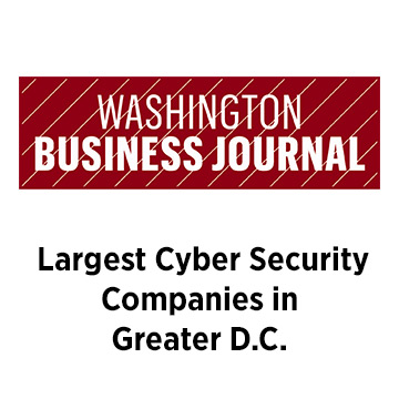 WBJ Largest Cyber Security
